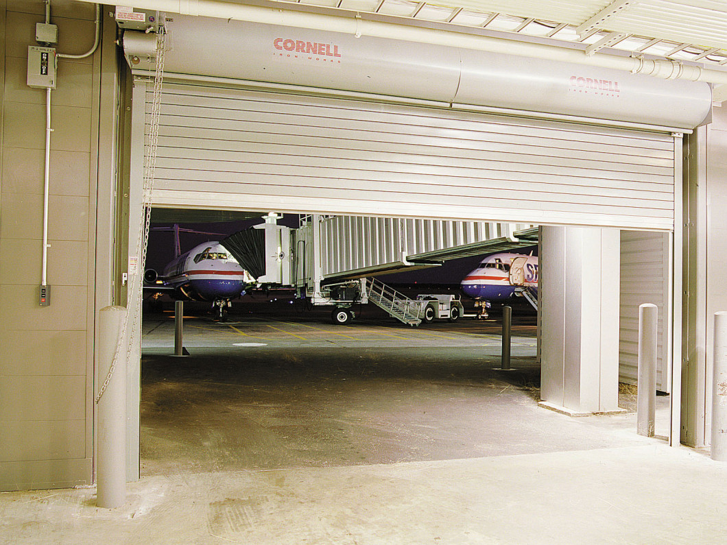 Rolling Steel Doors/Roll-Up Doors